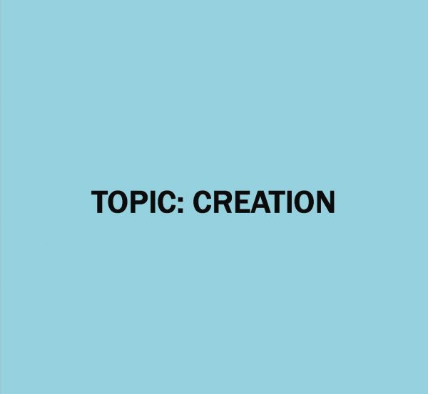 GRADE 1- CRE ACTIVITIES LESSON PLANS- TOPIC- CREATION