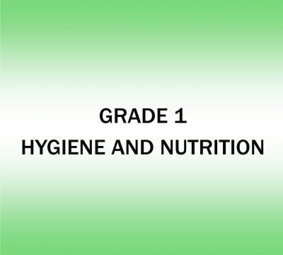 Hygiene and Nutrition