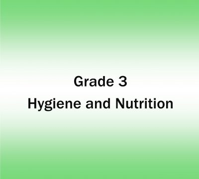 Hygiene and Nutrition Activities