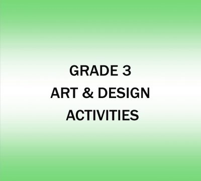 Art & Design Activities